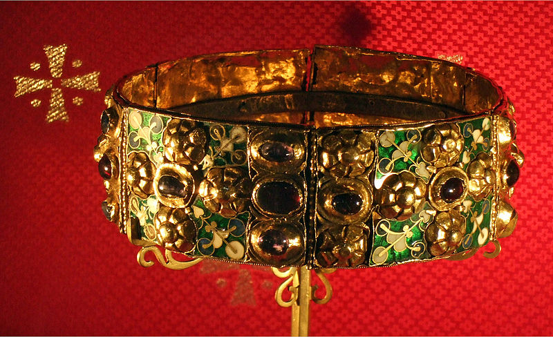 корона лангобардов