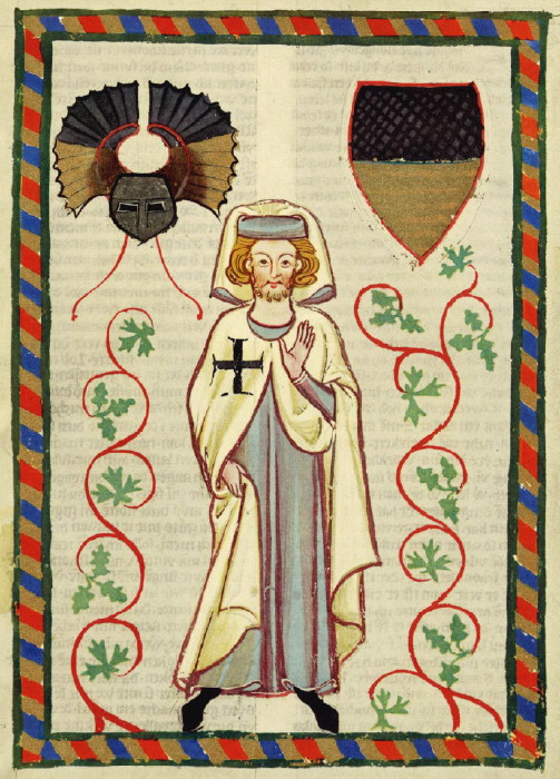 05 Hierophant 3 - 14th Century Germany