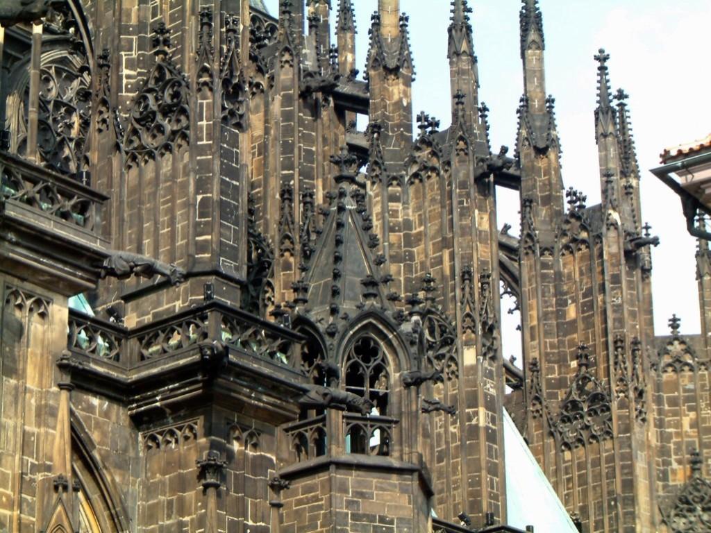 Chrám sv. Vita (St. Vitus' Cathedral)